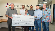 CoBiz Cares with Circle the City