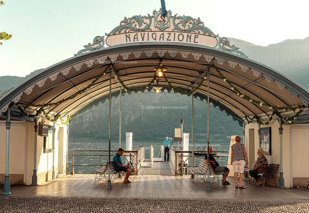 Madello del Lario, Lecco: imbarcadero