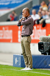 21.07.2014, Schau Ins Land Arena, Duisburg, GER, FS Vorbereitung, MSV Duisburg vs FC Bayern Muenchen, im Bild Trainer Pep Guardiola (FC Bayern Muenchen) // during a Friendly Match between MSV Duisburg and FC Bayern Muenchen at the Schau Ins Land Arena in Duisburg, Germany on 2014/07/21. EXPA Pictures © 2014, PhotoCredit: EXPA/ Eibner-Pressefoto/ Schueler<br /> <br /> *****ATTENTION - OUT of GER*****