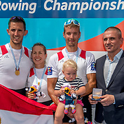 Global Rowers at Worlds 2017