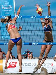 25-08-2019 NED: DELA NK Beach Volleyball, Scheveningen<br /> Last day NK Beachvolleyball /