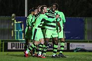 Forest Green Rovers v Stevenage 130218