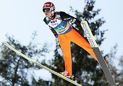 16.03.2012, Planica, Kranjska Gora, SLO, FIS Ski Sprung Weltcup, Einzel Skifliegen, im Bild Matti Hautamaeki (FIN),  during the FIS Skijumping Worldcup Individual Flying Hill, at Planica, Kranjska Gora, Slovenia on 2012/03/16. EXPA © 2012, PhotoCredit: EXPA/ Oskar Hoeher