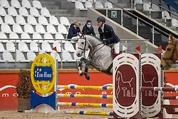 Brondeel Donaat, BEL, Breemeersen Zirocco Jr.<br /> Pavo Hengsten competitie - Oudsbergen 2021<br /> © Hippo Foto - Dirk Caremans<br />  22/02/2021