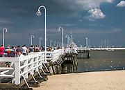 Molo w Sopocie im. Jana Pawła II – najdłuższe molo nad Morzem Bałtyckim