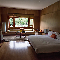 Terma Linka Hotel, Thimpu, Bhutan<br /> <br /> Full photoessay at http://xpatmatt.com/photos/bhutan-photos/