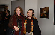 STOCKARD CHANNING AND SUNNY JACOBS, 'The Exonerated' Riverside Studios. 24 February 2006. ONE TIME USE ONLY - DO NOT ARCHIVE  © Copyright Photograph by Dafydd Jones 66 Stockwell Park Rd. London SW9 0DA Tel 020 7733 0108 www.dafjones.com