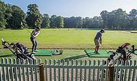 HAARZUILENS  - oude korte Drivin' Range,   , Golfclub De Haar , van 9 naar 18 holes. .  COPYRIGHT KOEN SUYK