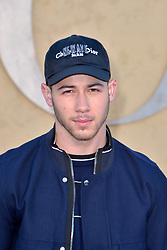 Nick Jonas attends the Christian Dior Cruise 2018 on May 11th, 2017 in Calabasas, California. Photo by ABACAPRESS.COM