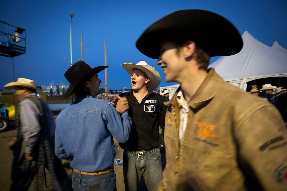 during the PBR event at Swift Current, Saskatchewan, Saturday, May 27, 2017.Todd Korol