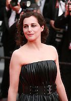 Amira Casar at The Search gala screening red carpet at the 67th Cannes Film Festival France. Tuesday 20th May 2014 in Cannes Film Festival, France.