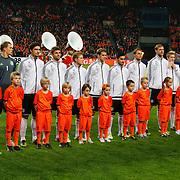 NLD/Amsterdam/20121114 - Vriendschappelijk duel Nederland - Duitsland, Duitse elftal