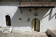 Greece, Macedonia, Castoria; traditional mansion
