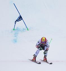22.12.2013, Gran Risa, Alta Badia, ITA, FIS Ski Weltcup, Alta Badia, Riesenslalom, Herren, 2. Durchgang, im Bild Marcel Hirscher (AUT, 1. Platz) // 1st place Marcel Hirscher of Austria in action during 2nd run of mens Giant Slalom of the Alta Badia FIS Ski Alpine World Cup at the Gran Risa Course in Alta Badia, Italy on 2012/12/22. EXPA Pictures © 2013, PhotoCredit: EXPA/ Johann Groder