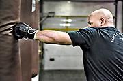 Nederland, Nijmegen, 16-1-2018Sportschool, boksschool, MackGym .Foto: Flip Franssen