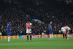 November 5, 2019: AMSTERDAM, NETHERLANDS - OCTOBER 22, 2019: Quincy Promes (Ajax) pictured during the 2019/20 UEFA Champions League Group H game between Chelsea FC (England) and AFC Ajax (Netherlands) at Stamford Bridge. (Credit Image: © Federico Guerra Maranesi/ZUMA Wire)