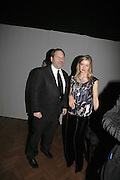HARVEY WEINSTEIN AND LADY HELEN TAYLOR, 6th Annual Lanc™me Colour Designs Awards In association with CLIC Sargent Cancer Care.  Lindley Hall, Vincent Sq. London. 28 November 2006.  ONE TIME USE ONLY - DO NOT ARCHIVE  © Copyright Photograph by Dafydd Jones 248 Clapham Rd. London SW9 0PZ Tel 020 7733 0108 www.dafjones.com