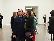 SIMON ABOUD; MARY MCCARTNEY, Marc Quinn exhibition opening. Allanah, Buck, Catman, Michael, Pamela and Thomas. White Cube Hoxton Sq. London. 6 May 2010.  *** Local Caption *** -DO NOT ARCHIVE-© Copyright Photograph by Dafydd Jones. 248 Clapham Rd. London SW9 0PZ. Tel 0207 820 0771. www.dafjones.com.<br /> SIMON ABOUD; MARY MCCARTNEY, Marc Quinn exhibition opening. Allanah, Buck, Catman, Michael, Pamela and Thomas. White Cube Hoxton Sq. London. 6 May 2010.