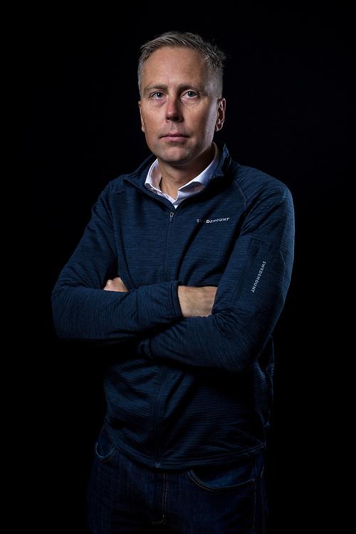 ÖSTERSUND 20210922<br /> Håkan Blidberg - Marknads- och sportansvarig<br /> Porträttfotografering - Svenska Skidskytteförbundet<br /> <br /> Foto: Per Danielsson/Projekt.P