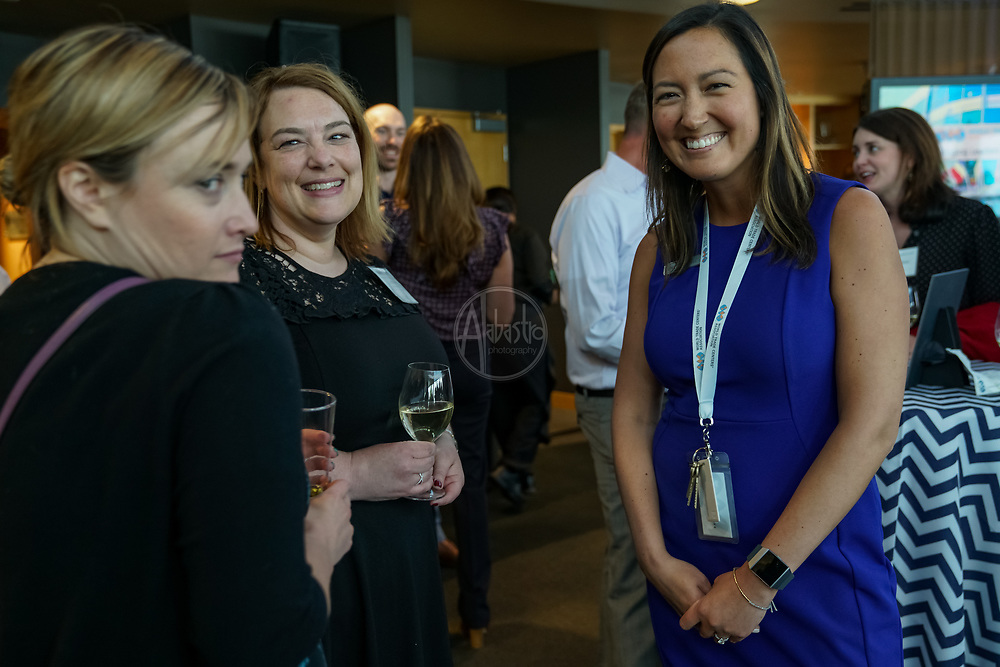 World Trade Center Seattle Spring Member Reception. Director Emily Cantrell. Photo by Alabastro Photography.