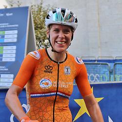TRENTO (ITA): CYCLING: SEPTEMBER 11th: <br /> Ellen van Dijk