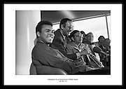 Muhammad Ali at Dublin Airport, 1972. Irish Photo Archive has old images of Muhammad Ali, of good quality.
