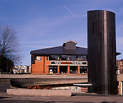 A3A9MB New Wolsey Theatre Ipswich Suffolk England