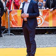 NLD/Groningen/20180427 - Koningsdag Groningen 2018, Nobelprijswinnaar Ben Feringa