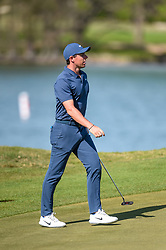 March 21, 2018 - Austin, TX, U.S. - AUSTIN, TX - MARCH 21: Rory McIlroy walks up to the green during the First Round of the WGC-Dell Technologies Match Play on March 21, 2018 at Austin Country Club in Austin, TX. (Photo by Daniel Dunn/Icon Sportswire) (Credit Image: © Daniel Dunn/Icon SMI via ZUMA Press)