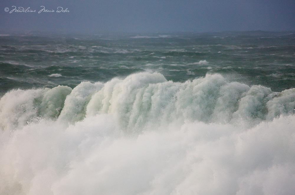 Wild stormy Sea / sm004