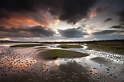 A very wet walk on Anglesey's West Coast, so wet that for the first time ever I carried an umbrela with me to cover the camera. It was very useful without a doubt. This was the first time this year when I felt the cold and resorted to wearing gloves to carry the tripod!  © Glyn Davies - All rights reserved. Blog post about this image will appear here: http://www.glynsblog.com