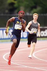 Samsung Diamond League adidas Grand Prix track & field; 4x400 meter relay Junior boys, Mt St Michaels
