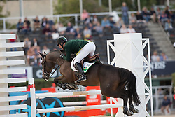 Pessoa Rodrigo, (BRA), Status <br /> First Round<br /> Furusiyya FEI Nations Cup Jumping Final - Barcelona 2015<br /> © Dirk Caremans<br /> 24/09/15