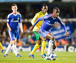 23.11.2010, Stamford Bridge, London, ENG, UEFA CL, Chelsea FC vs MSK Zilina, im Bild Chelsea's Ramires, in action, UEFA Champions League Group Stage, Chelsea v MSK Zalina, 23/11/2010. EXPA Pictures © 2010, PhotoCredit: EXPA/ IPS/ Mark Greenwood +++++ ATTENTION - OUT OF ENGLAND/UK and FRANCE/FR +++++