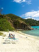 View at Hansen Bay, St. Johns, US Virgin Islands