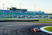 August 17, 2013: Grand Am Kansas.  Jeff Segal, Alex Tagliani, AIM Autosport