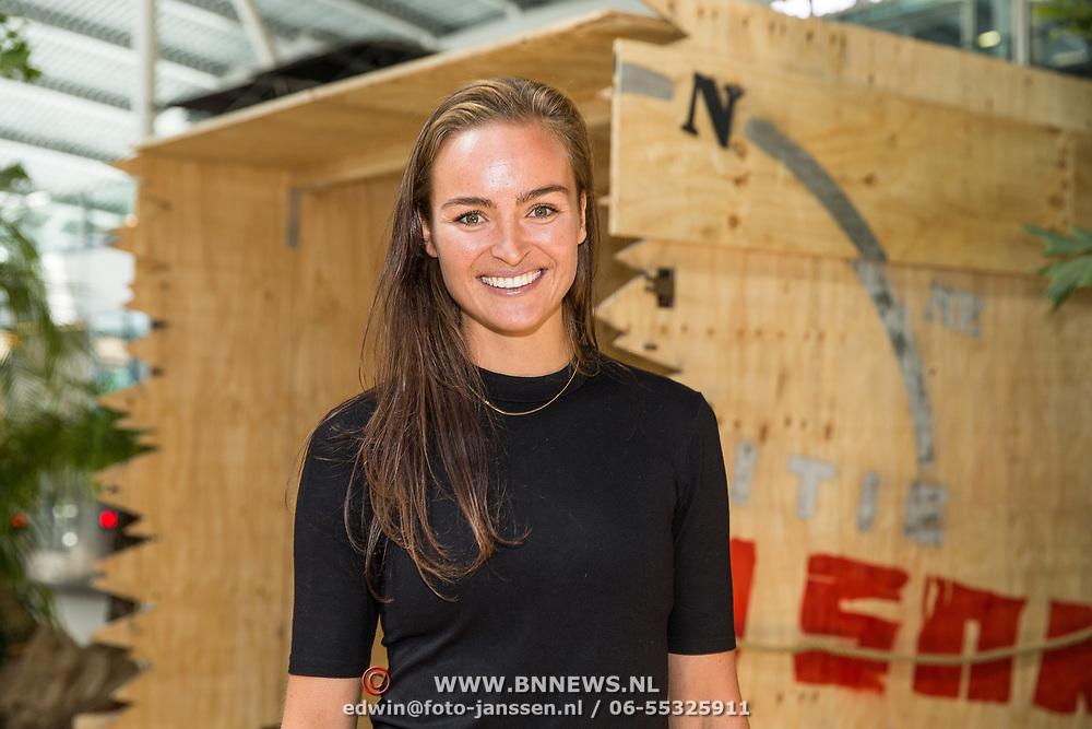 NLD/Utrecht/20190814 - Bekendmaking 6 deelnemers Expeditie Robinson 2019, Yvette Broch