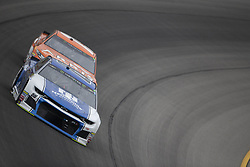 June 10, 2018 - Brooklyn, Michigan, United States of America - Alex Bowman (88) races off turn one during the FireKeepers Casino 400 at Michigan International Speedway in Brooklyn, Michigan. (Credit Image: © Stephen A. Arce/ASP via ZUMA Wire)