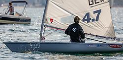 , LJM SH - Landesjüngsten- und Landesjugendmeisterschaft 01. - 02.09.2018, Laser 4.7 - GER 206232 - missile - Josse BONATZ -  - Kieler Yacht-Club e. V