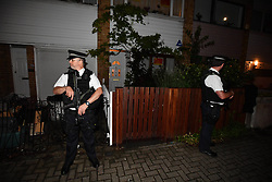 June 9, 2017 - London, London, United Kingdom - Image ©Licensed to i-Images Picture Agency. 09/06/2017. London, United Kingdom. Jeremy Corbyn house. Police outside the house of the Leader of Labour Party Jeremy Corbyn.  Picture by Andrew Parsons / i-Images (Credit Image: © Andrew Parsons/i-Images via ZUMA Press)