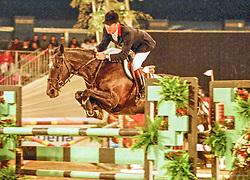 , Monaco - Int. Jumping Monte-Carlo 17.- 19.04.1997, Ubiaze Baiko - Rozier, Philippe