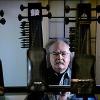 Nederland,Amsterdam ,4 november 2008..Joep Bor is sinds 2002 lector Wereldmuziek aan Codarts en sinds 2006 bijzonder hoogleraar aan de Faculteit der Kunsten van de Universiteit Leiden.