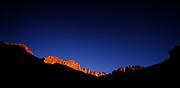 Dawn View, Rifugio Cacciatore, Dolomites, Italy
