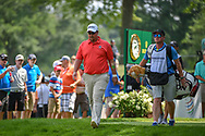 Jaco Ahlers (RSA) heads down 18 during 2nd round of the World Golf Championships - Bridgestone Invitational, at the Firestone Country Club, Akron, Ohio. 8/3/2018.<br /> Picture: Golffile | Ken Murray<br /> <br /> <br /> All photo usage must carry mandatory copyright credit (© Golffile | Ken Murray)