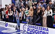 WAGS<br /> Banco di Sardegna Dinamo Sassari - Vanoli Cremona<br /> Legabasket LBA Serie A 2019-2020<br /> Sassari, 30/12/2019<br /> Foto L.Canu / Ciamillo-Castoria