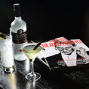 PHILADELPHIA, PA - SEPTEMBER 20:  Close up of Russian Standard Vodka signature drinks during Philadelphia Style Magazine Cover Event Hosted By Carson Kressley on September 20, 2012 in Philadelphia, Pennsylvania.  (Photo by Lisa Lake/WireImage) *** Local Caption *** Russian Standard Vodka