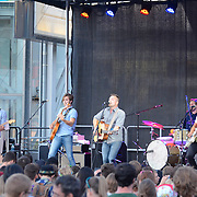 The band Ivan and Alyosha at Bumbershoot 2013 in Seattle, WA USA