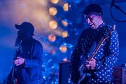 Mogwai play the BBC Music Arena - The 2018 Latitude Festival, Henham Park. Suffolk 14 July 2018