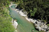 France, Languedoc Roussillon, Gard(30), Cevennes, le Gardon de Mialet