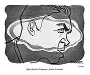 Vertigo: John (Scottie) Ferguson - James Stewart